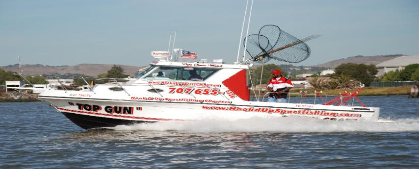 San francisco fishing boat charters trip bay salmon for Sf bay striper fishing report